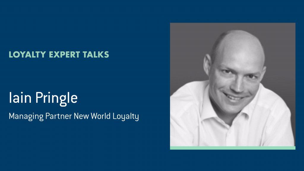 Iain Pringle banner Loyalty Expert Talks
